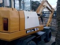 Excavators Samsung MX3W
